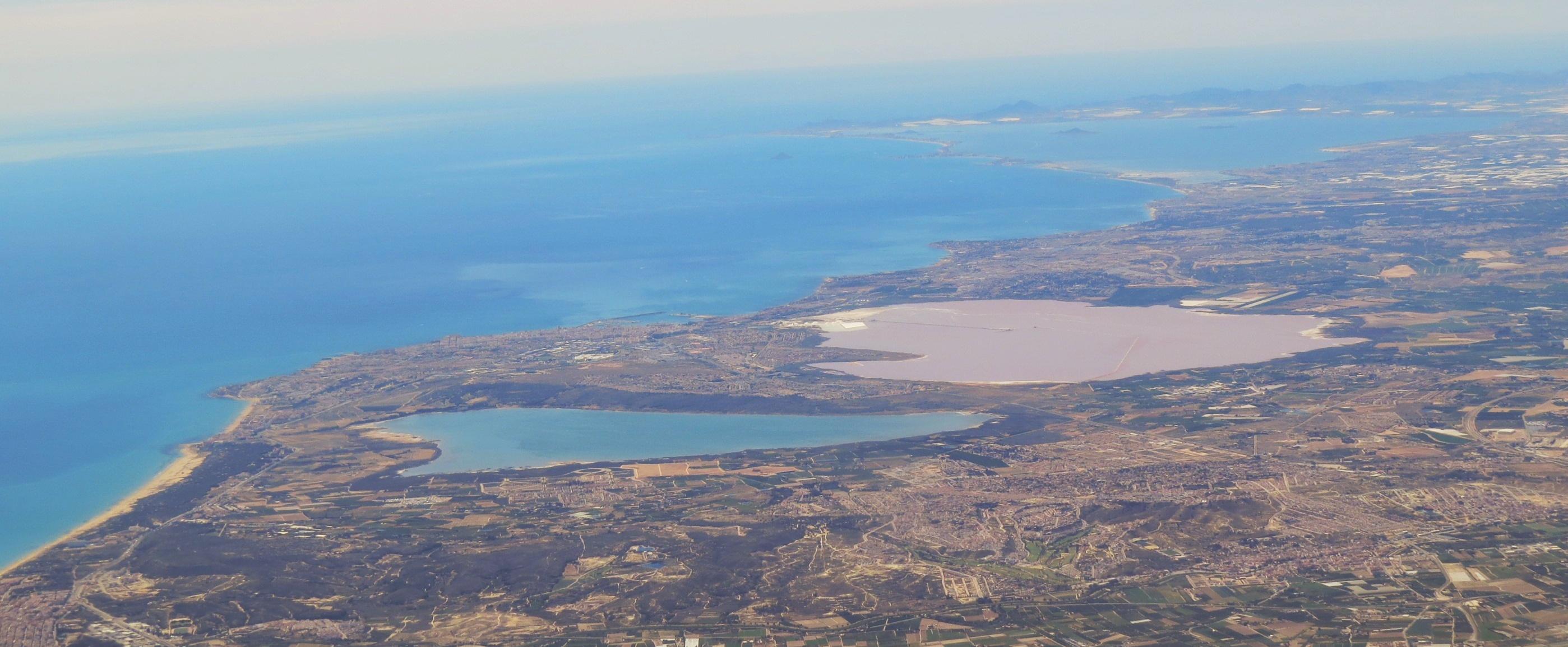 Wybrzeże Costa Blanca